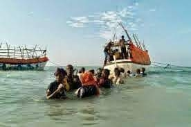 Photo of 5 صيادين يمنيين  يلقون  حتفهم في عاصفة مطرية قبالة السواحل الصومالية