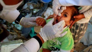 Photo of عدن..وزارة الصحة تعلن عن تدشين حملة تحصين واسعة ضد شلل الأطفال