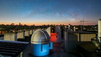 Photo of الليزر يشق الغلاف الجوي ويوفر اتصالات فائقة السرعة
