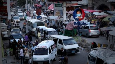 Photo of أسواقٌ مكتظةٌ بالفوضى في تعز