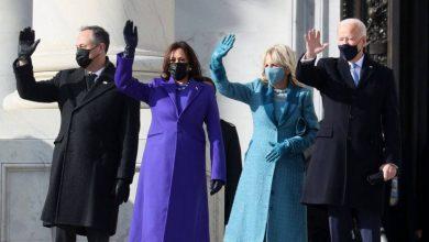 Photo of مراسم تنصيب جو بايدن رئيسا للولايات المتحدة