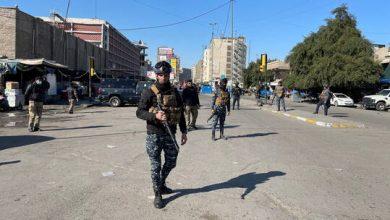 Photo of عشرات القتلى والجرحى جراء تفجير انتحاري مزودج وسط بغداد