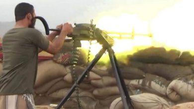 Photo of القوات المشتركة تكسر زحف لجماعة الحوثي باتجاه مفرق سقم جنوب حيس