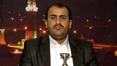 """Photo of مسؤل حوثي يصف المبعوث الأممي غريفيث بـ""""ساعي البريد"""""""