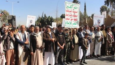 Photo of حملة حوثية ضد قرار تصنيفهم أمريكيا كمنظمة إرهابية