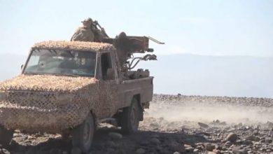 Photo of هلاك 35 حوثيا غرب مأرب بنيران الجيش وغارات التحالف