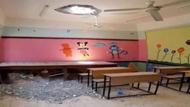 Photo of بعد ساعات من قصف مستشفى.. الحوثيون يستهدفون مدرسة وسط تعز