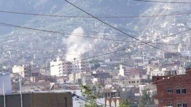 Photo of مليشيا الحوثي تكثف عمليات قصف المدنيين بمدينة تعز