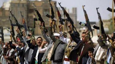 Photo of الحوثيون يقتحمون  منزل شيخ قبلي في عمران وتخطفه بعد مواجهات عنيفة