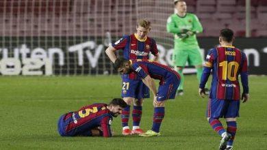 Photo of برشلونة يعلن طبيعة إصابة مدافعه بيكيه
