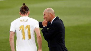 Photo of صحيفة: زيدان لا يرغب في عودة غاريث بيل إلى ريال مدريد