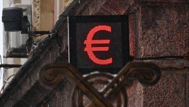 Photo of للمرة الأولى منذ سبتمبر الماضي.. اليورو يهبط إلى دون مستوى 88 روبلا