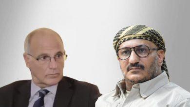 Photo of خلال لقاء مع العميد طارق: السفير البريطاني يرحب بالمكتب السياسي