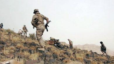 "Photo of معارك عنيفة تكبد هجوما حوثيا غرب ""النضود"" بالجوف"