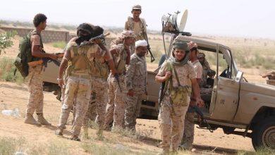 Photo of قوات الجيش تحكم سيطرتها على مواقع حررتها في عبس حجة
