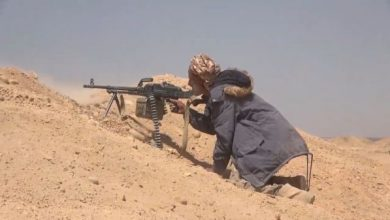Photo of كسر هجوم حوثي شمال غرب مأرب