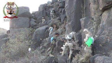 Photo of تعز قوات الجيش الوطني تخوض معارك عنيفة مع مليشيا الحوثي  في جبهتي مقبنة والأحكوم