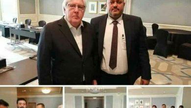 Photo of المبعوث الأممي إلى اليمن يلتقي قائد الحراك والمقاومة التهامية