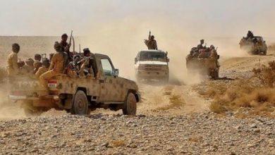 Photo of قوات الجيش تكسر هجمات حوثية في جبهات هيلان والمشجح غربي مأرب