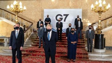 Photo of مجموعة السبع  يطالبون الأطراف اليمنية الموافقة على مقترحات الأمم المتحدة
