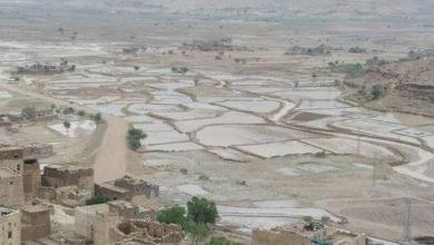 Photo of وفاة 3 فتيات ووالدتهن  بعد تهدم منزلهن جراء السيول والأمطار الغزيرة في محافظة عمران