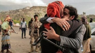 Photo of تبادل أسرى بين القوات الحكومية وجماعة الحوثي