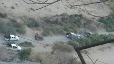 Photo of قتلى وجرحى حوثيون في كمين مسلح بجبهة الحازمية بالبيضاء