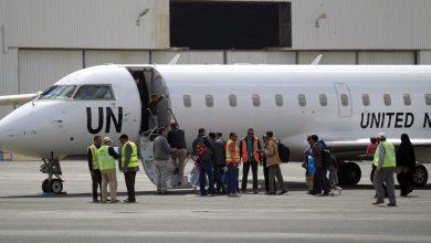 Photo of مطار صنعاء استقبل خمسة ألف رحلة جوية خلال الحرب