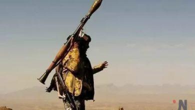 Photo of إستهداف تعزيزات حوثية بقذائف الدبابات شمالي الضالع