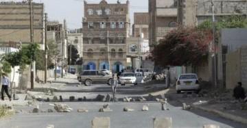 Photo of عمران.. مسلحون قبليون يهاجمون مركزا للشرطة